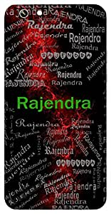 Rajendra (Emperor, King Of Kings,King Of Gods; Lord Indra) Name & Sign Printed All over customize & Personalized!! Protective back cover for your Smart Phone : Samsung Galaxy S5mini / G800