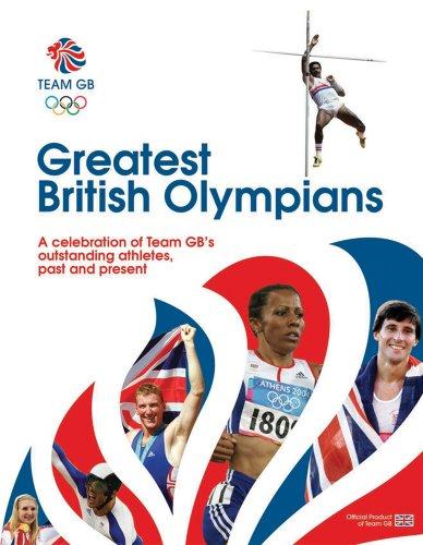 The Greatest British Olympians (London 2012) por Neil Wilson