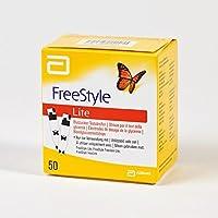 FREESTYLE Lite Teststreifen, 50 St preisvergleich bei billige-tabletten.eu