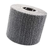 Fenteer Polieren & Schwabbelscheiben Polierpad Lamellenrad-/Vlies-Schleifrad, für Polierer Bohrmaschine - 60#