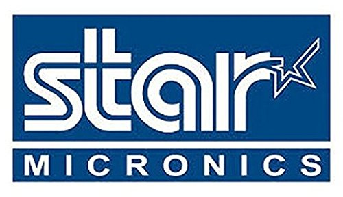 Star Micronics 30981301 - RC-7KB Ribbon 1 ROLL - HSP7000 Black Ribbon 3 M Characters