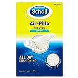 Scholl Air-Pillo Comfort Einlegesohlen - Packung mit 6