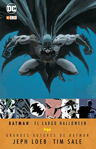 Batman: El Largo Hallowee