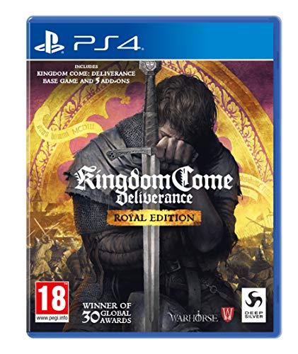 Kingdom Come Deliverance Uralte Karte 2.Kingdom Come Deliverance Royal Edition Ps4