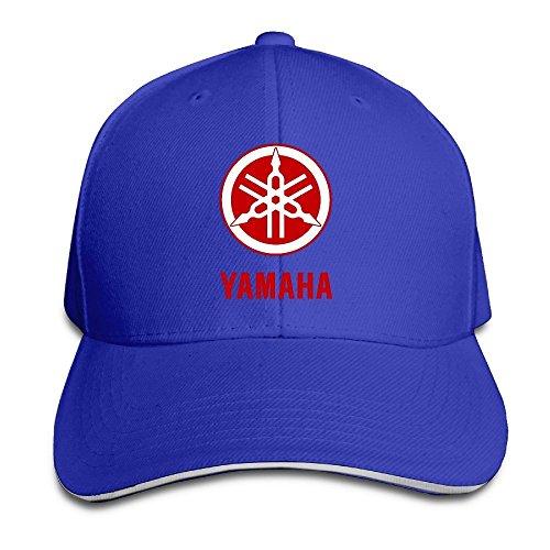 runy-custom-yamaha-logo-ajustable-sandwich-caza-peak-gorro-y-cap