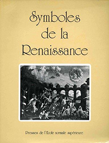 Télécharger en ligne Symboles de la Renaissance. Premier volume pdf, epub