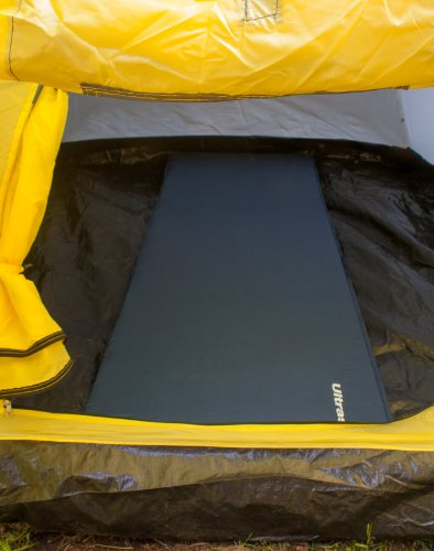 Ultrasport selbstaufblasbare Isomatte, 200 x 66 x 6 cm - 2