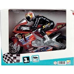 WDK Partner - Maqueta de Motocicleta (Partner Jouet A1100017) (Surtido, Modelos aleatorios)