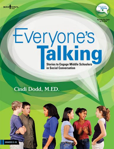 Everybody'S Talking: Stories to Engage Middle Schoolers in Social Conversation (Deep01 120319)