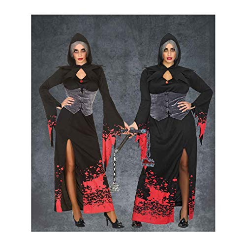 grienta Woman Halloween Costume - Size M-L Adult One Size Cosplay Halloween ()