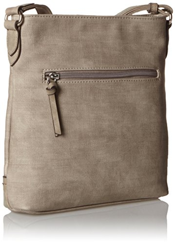 Tom Tailor Camilla, sac bandoulière Taupe