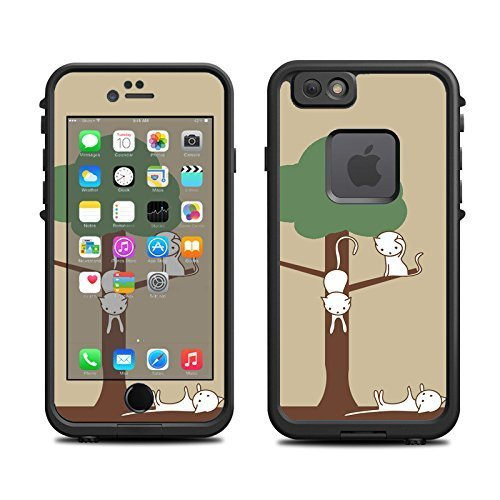 skin-for-lifeproof-iphone-6-case-skins-decals-only-3-cats-playing-in-a-tree