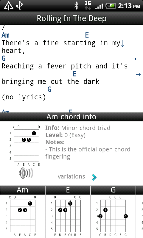 Guitartapp Tabs Chords Amazon Appstore For Android