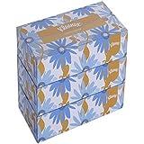 KLEENEX® Facial Tissue Box 60038-2 ply Flat Box Facial Tissue - 3 Tissue Boxes x 200 Face Tissues - Sheet Size 21 x 21 cm (600 facial tissue)