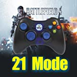 New Xbox 360 Rapid Fire Modded Controller 17 Mode Sniper Quick Scope and Drop Shot White