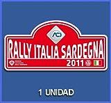 Ecoshirt 9Y-IPES-J3F6 Pegatinas Stickers Italia Sardegna