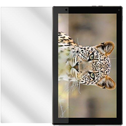 dipos I 2X Schutzfolie klar passend für Blaupunkt Endeavour 101G Folie Bildschirmschutzfolie