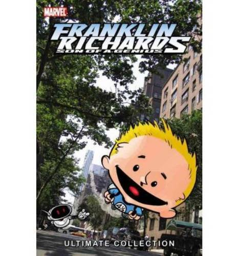Franklin Richards: Franklin Richards: Son Of A Genius Ultimate Collection Vol. 1 Son of a Genius Volume 1