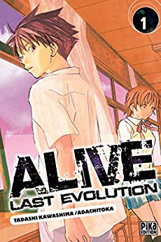 Alive T01 : Last Evolution