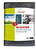 ALCLEAR 820901M Ultra-Microfasertuch Trockenwunder Maxi - perfekt für Auto und Motorrad - 80 x 55 cm