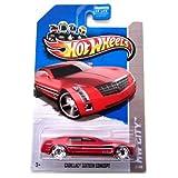 Hot Wheels Cadillac Sixteen Concept '13 2/250 (Red) Car