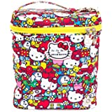 Ju Ju Be Hello Kitty Insulated Bottle/ Luch Bag Fuel Cell