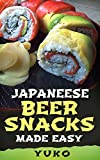 This book contains a nice selection of Oriental snack type foods that are easy to prepare and go great paired with quality beers.