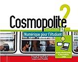 Cosmopolite 2 : Manuel numérique enrichi pour l'élève (carte)