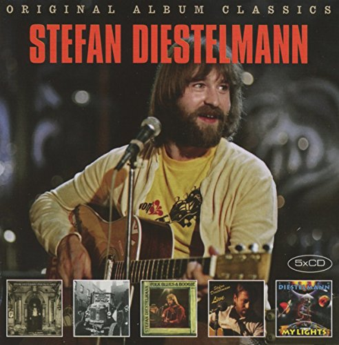 Stefan Diestelmann: Original Album Classics (Audio CD)