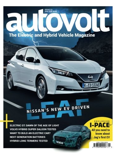 Autovolt Jan-Feb 2018: The Electric and Hybrid Vehicle for sale  Delivered anywhere in UK