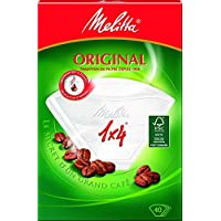 Melitta, original, emballage 40 filtres, 1 x 4 – [Lot de 4]