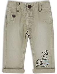 The Essential One - Bébé Enfant Garçon Pantalon - Beige - EOT185
