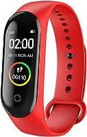 YESIAM Pulsera Inteligente Xiaomi Band 4 para Fitness, Monitor de frecuencia cardíaca, Bluetooth, rastreador de...