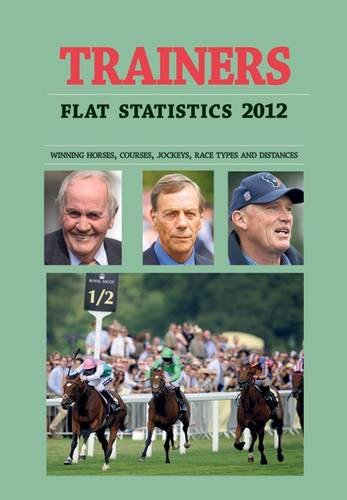 Trainers Flat Statistics 2012