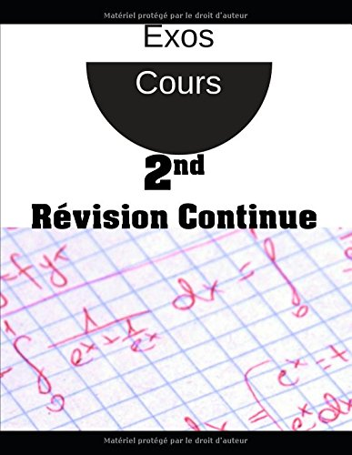Les Maths seconde - Révision continue par Collection Pi