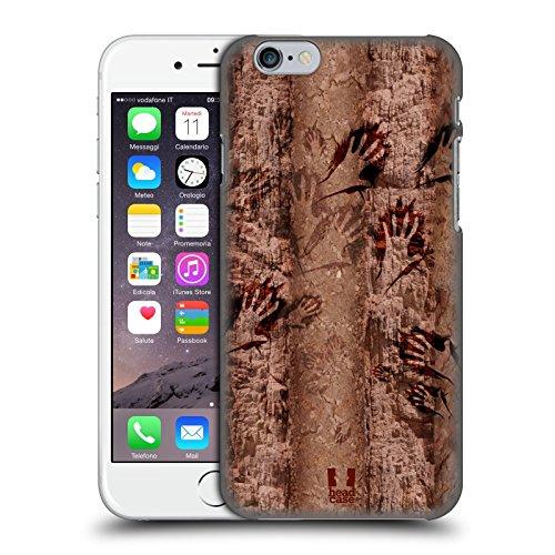 Head Case Designs Orsi Dipinti Rupestri Cover Retro Rigida per Apple iPhone 7 Plus / 8 Plus Cueva De Las Manos