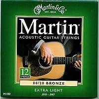 Martin M180 10-47 12-String Standard Bronze Chitarra acustica