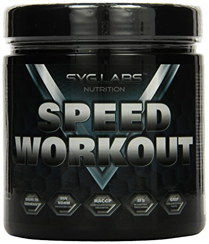 Syglabs Speed Nutrition