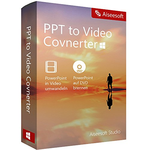 PowerPoint to Video Converter Win Vollversion (Product Keycard ohne Datenträger) (Video Powerpoint To Converter)