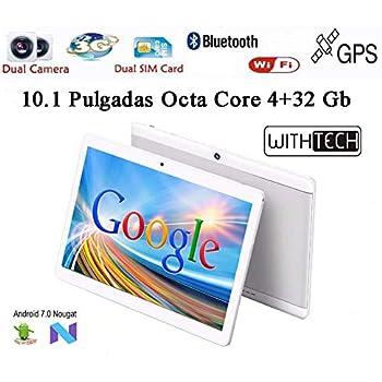 WITHTECH Edison IV 3G - Tablet de 10.1