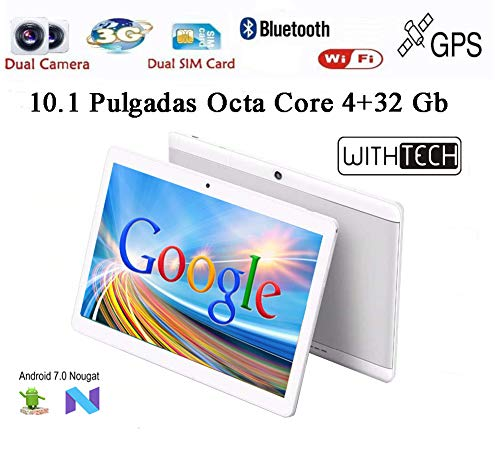 WITHTECH Edison IV 3G - Tablet 10.1