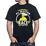 PC Master Race Glorious PC Gaming T-shirt