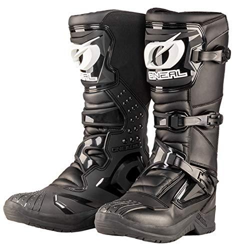 Preisvergleich Produktbild O'Neal Unisex Motocross Stiefel RSX Boot,  Schwarz,  43,  0334-1