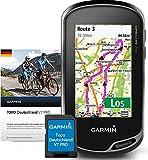Garmin Oregon 700 GPS-Handgerät + TOPO Deutschland V7 PRO - integriertes WLAN, Aktivitätsprofile, Geocaching Live -