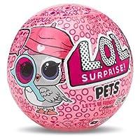 LOL ¡Sorpresa! Lil Sisters Series 4 tiene más sorpresas secretas que nunca. La Serie 4 viene con una nueva bola de color rosa: desenvuélvala para descubrir una de las 36 muñecas coleccionables. Si tienes mucha suerte, incluso podrías obtener ...