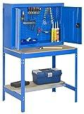 Simonrack - Kit banco trabajo bt-7 900 azul madera