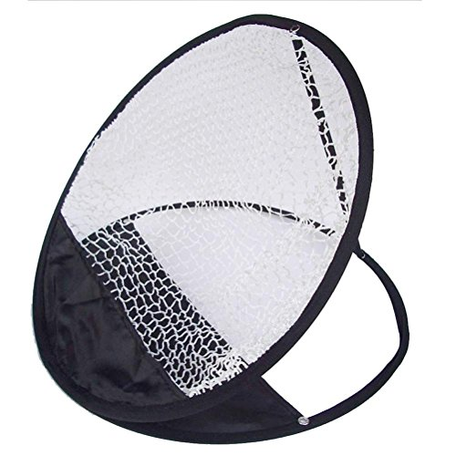 WINOMO Tragbare Golf Pop-up Chipping Net Practice Net (Pop-up Golf Net)