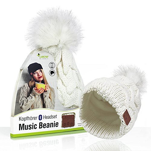 Sharon Music Gorro Beanie Bluetooth Manos Libres Inalámbrico | Gorro...