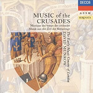 David Munrow - Music Of The Crusades