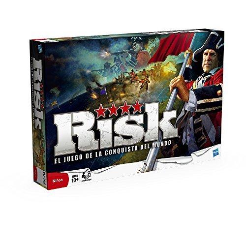 Hasbro Gaming - Juego Estrategia Risk 28720105 versión